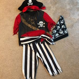 Other - Kids Small Pirate Costume